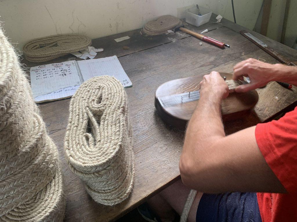 Production des Espadrilles - Mauléon - Pays Basque | Otxangoa - #1